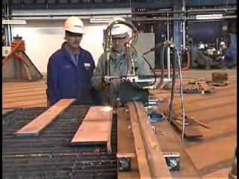Bug-O Product Demo: Go-fer III - Automated Straight Line Cutting & Welding
