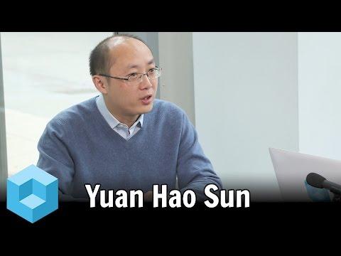 Yuan Hao Sun, Transwarp Technology - #BigDataNYC 2015 - #theCUBE