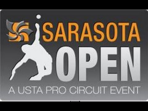 Tennys Sandgren v Frances Tiafoe - Sarasota 2017 - Final (Set 1)