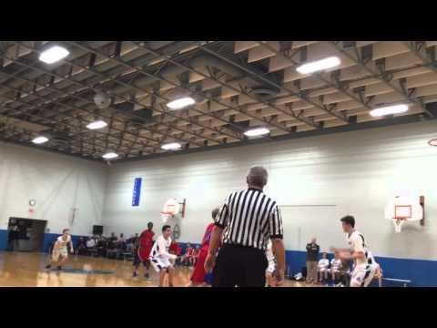 Andy Barba Basketball 2015-2016