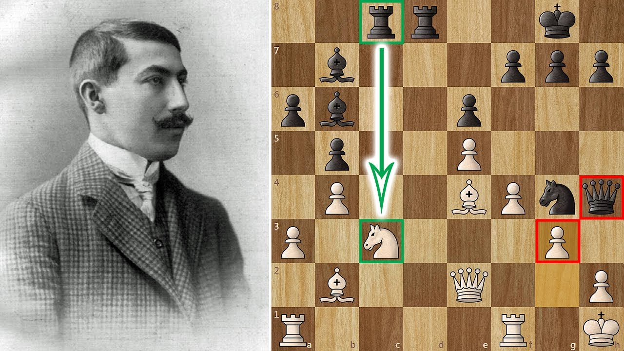 Download Rubinstein's Immortal Game! - One of the most beautiful games of Romantic Chess Era