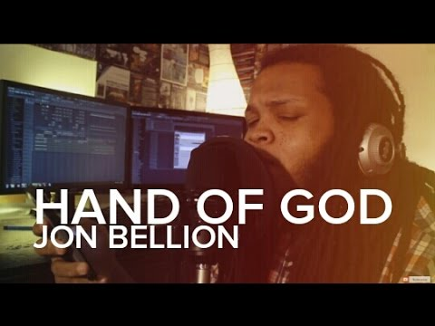 Jon Bellion - Hand Of God (COVER) #TheHumanCondition Kid Travis