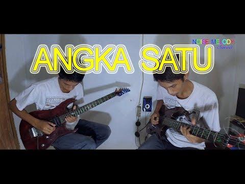 Angka Satu Caca Handika Guitar Cover Instrument