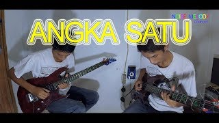 Video Angka Satu Caca Handika Guitar Cover Instrument download MP3, MP4, WEBM, AVI, FLV April 2018