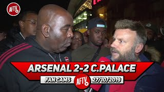 Arsenal 2-2 Crystal Palace | This Club Is Going Backwards Under Emery! (Graham)