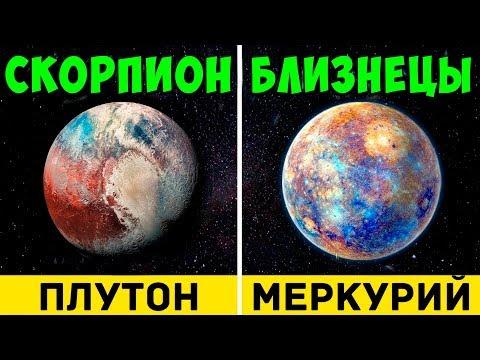 Как узнать какая ты планета по знаку зодиака