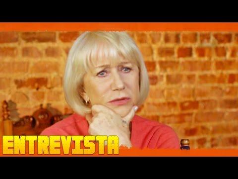 Belleza oculta Entrevista (Helen Mirren) Subtitulado