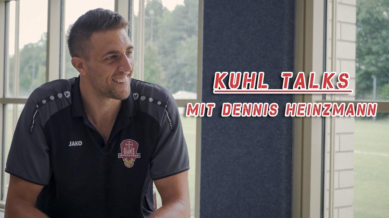 Dennis Heinzmann im Interview | Kuhl Talks | BAYER GIANTS Leverkusen