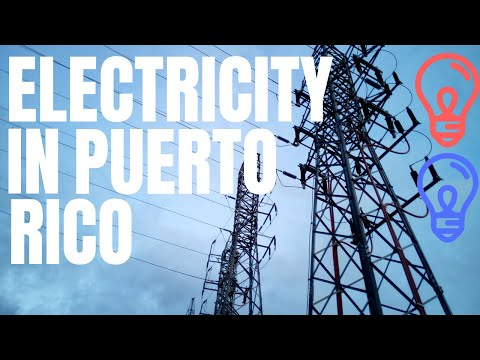 Electricity Prices in Puerto Rico // Electricity Tips