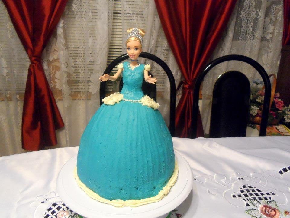Cinderella Princess Cake Dis Sweet Treats YouTube