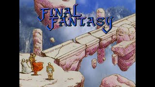 Final Fantasy NES FINAL + review