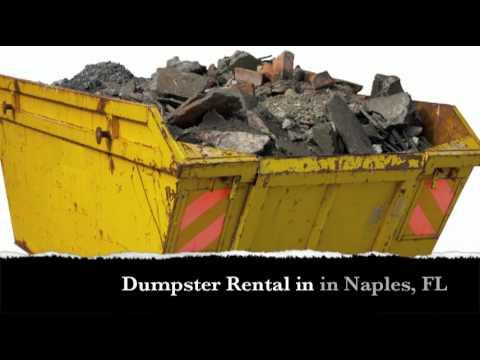 Dumpster Al Naples Fl Esp Management Inc