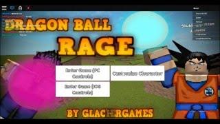 ROBLOX DBZ Rage 2