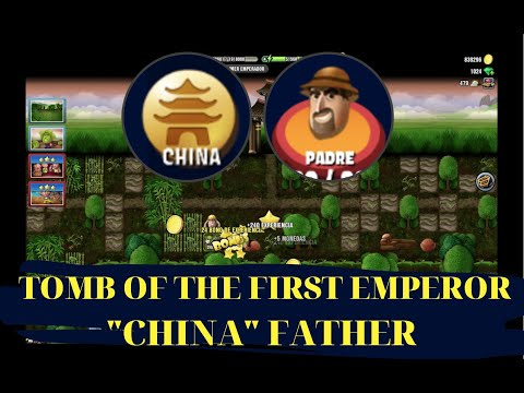 DIGGY'S ADVENTURE TOMB OF THE FIRST EMPEROR (CHINA FATHER)