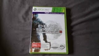 Dead Space 3: Limited edition unboxing [HD] w/commentary