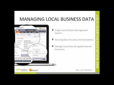 Rio SEO Webinar: Managing Local Listings to Drive ROI for National Brands