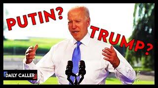 Biden Confuses Putin with Trump