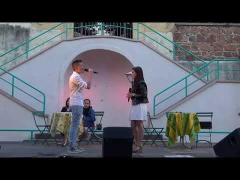 Caroline et Nicolas : Un roman d'amitié (Elsa et Glenn Medeiros)
