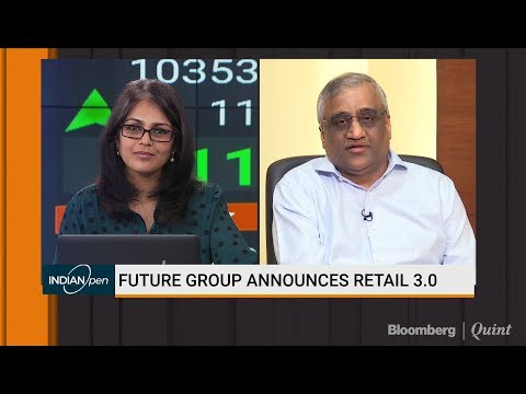 Kishore Biyani: Idea Is To Cut Down On Cost Of Doing Business