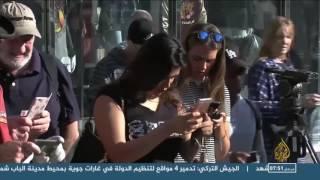 هذا الصباح- نجمة ترمب تعود لشارع المشاهير في هوليود
