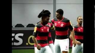 Pes 2013 Ronaldinho Amazing Free Kick Goal