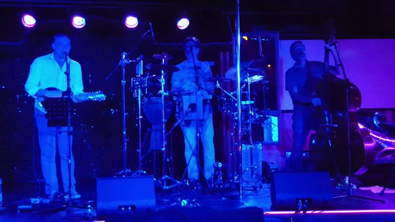 JP Weber Trio live im Pascha Nightclub Köln - YouTube
