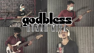 God Bless - Rumah Kita METAL/ROCK Cover by Sanca Records