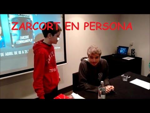 Zarcort canta play love en mi turno (Zarcort en persona) - Firma