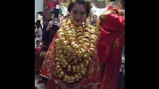 """Chuyện lạ thế giới (TG) - Tần Thủy Hoàng"""" cô dâu """"gãy cổ vì vàng !!"""