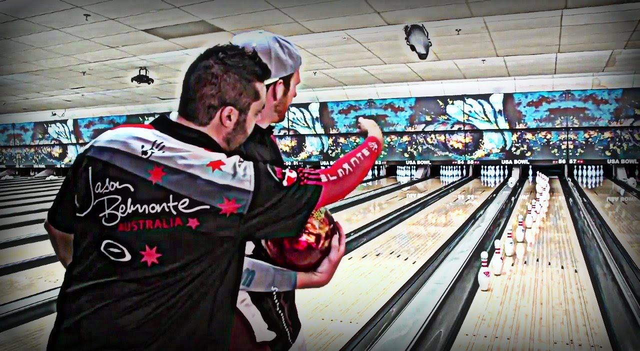Dude Perfect Bowling Trick Shots BONUS Video by Whistle