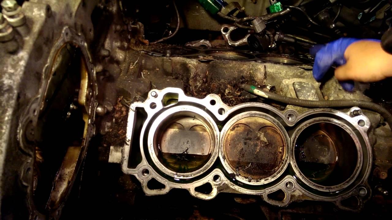 02 Maxima Head Removal Youtube Plasement Gm 3 4l V6 Engine Bolt Diagram