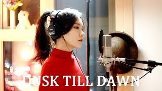 zayn   dusk till dawn ft sia cover by jfla