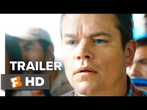 Downsizing Movie Hd Trailer