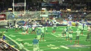 Akeem Ward IFL Highlights