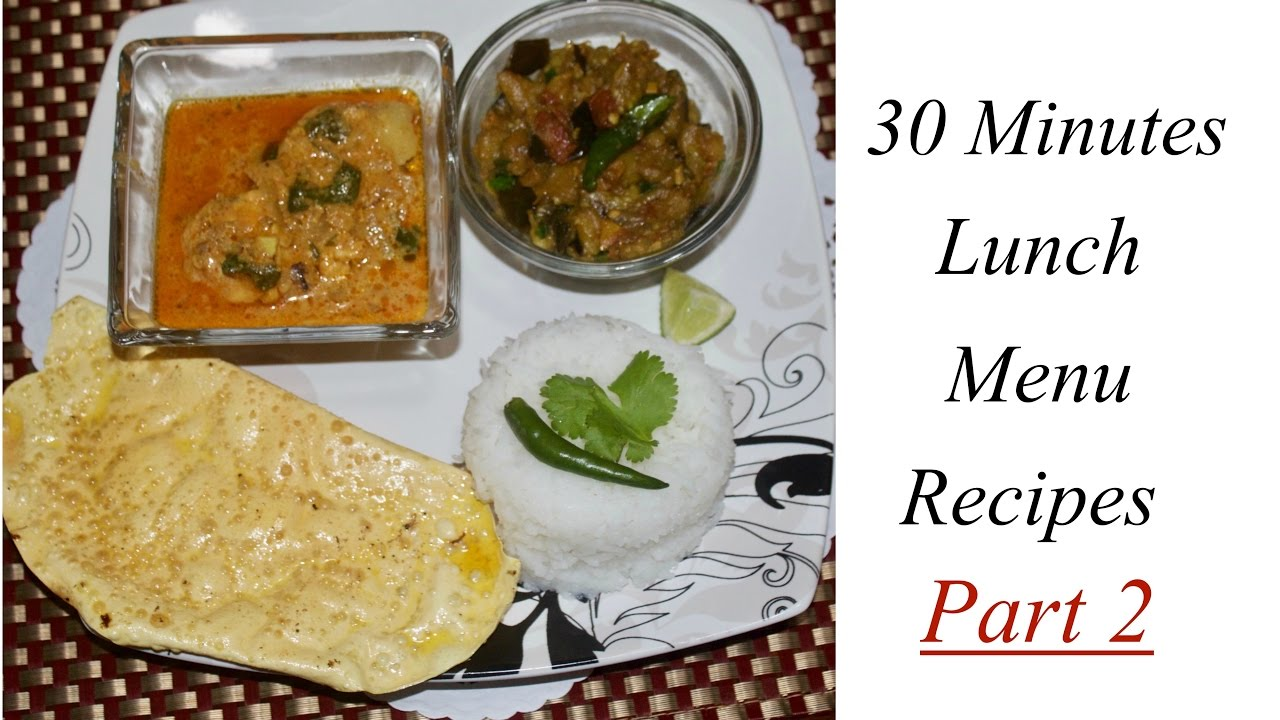 Simple lunch menu recipe indian non veg lunch ideas non veg simple lunch menu recipe indian non veg lunch ideas non veg meals forumfinder Image collections