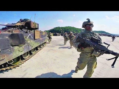 U.S. Army Cavalry - Dismounted Operations