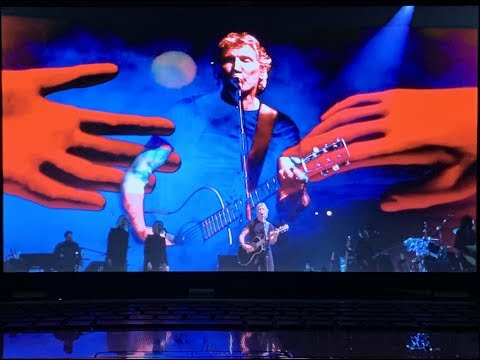 Roger Waters  Us + Them Tour At Ziggo Dome Amsterdam 23 6 2018.NL