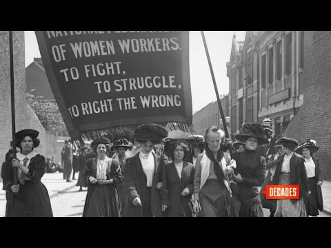 Women's Right to Vote - Decades TV Network