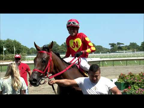 video thumbnail for MONMOUTH PARK 8-9-19 RACE 3