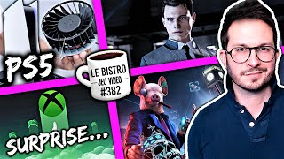 La PS5 va être optimisée, grosse annonce Xbox imminente, Watch Dogs Legion performances Next Gen ⚡️