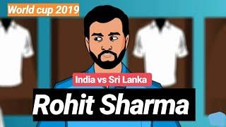 India vs Sri Lanka Rohit Sharma