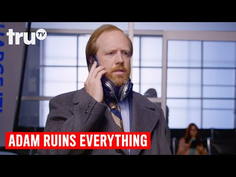 Adam Ruins Everything - Why the TSA Doesn't Stop Terrorist Attacks