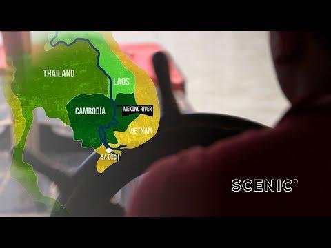 David Whitehill - Mekong River Cruising - Tra Su Forest