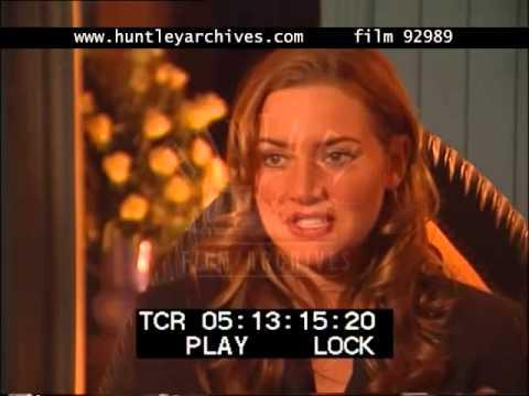 Kate Winslet Talks about Gloria Stuart, 1990's  Film 92989