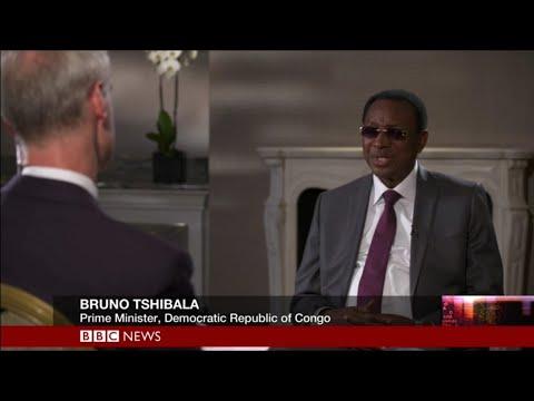 HARDtalk| Bruno Tshibala - Prime Minister, Democratic Republic of Congo