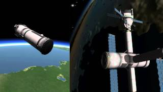 KSP - Fully Recoverable Rocket [kOS]