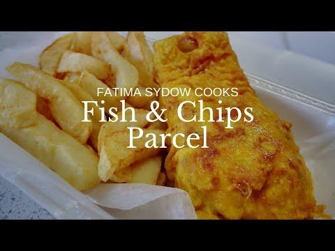 FISH & CHIPS PARCEL