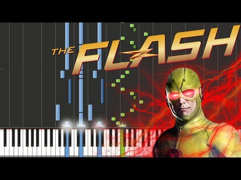 The Flash - Reverse-Flash Theme | Piano Tutorial + Sheets