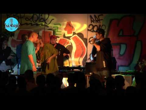 Fristajl.tv | Quebonafide - Gix (FINAŁ) - RRF II
