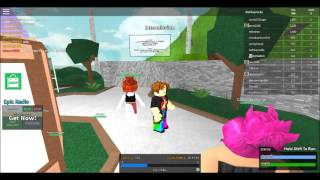 first ime playing roblox